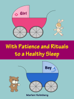 With Patience and Rituals to a Healthy Sleep
