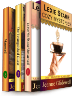 Lexie Starr Cozy Mysteries Boxed Set (Three Complete Cozy Mysteries in One)