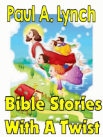Bible Stories With A Twist Book One 1