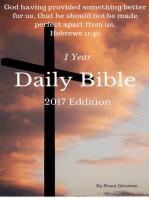 1 Year Bible 2017