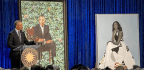 The Obamas' Official Portraits, Revealed