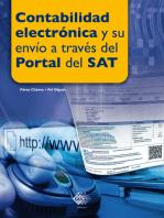 Contabilidad electrónica y su envío a través del Portal del SAT 2018
