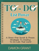 To-Do List Power