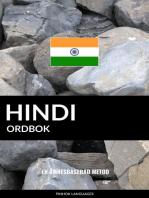 Hindi ordbok