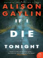 If I Die Tonight