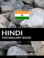 Hindi Vocabulary Book