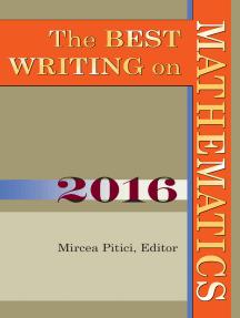 The Best Writing on Mathematics 2016