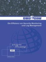 Die Effizienz von Security Monitoring und Log Management