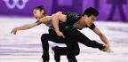 North Korean Figure Skaters Make Olympic Debut, To Cheers