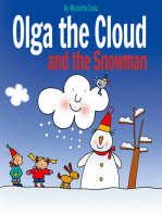 Olga the Cloud and the Snowman