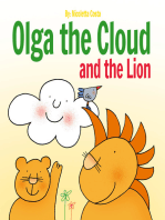 Olga the Cloud and the Lion