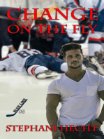 Change on the Fly (Blue Line Hockey #5)