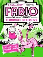 Fabio The World's Greatest Flamingo Detective