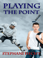 Playing the Point (Blue Line Hockey #6)