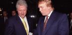 The Precedent for Trump's Administration Isn't Nixon—It's Clinton