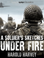 A Soldier's Sketches Under Fire