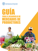 Guía para el desarrollo de los mercados de productores