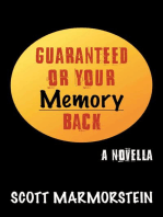 Guaranteed Or Your Memory Back