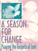 A Season for Change
