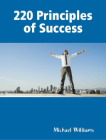 220 Principles of Success