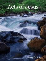 Acts of Jesus