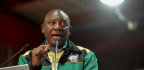 Cyril Ramaphosa Elected As South Africa's New President