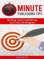 5 Minute Publishing Tips