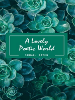 A Lovely Poetic World