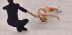 American Pair Skate For Florida Shooting Victims Despite IOC's Ban On Demonstrations