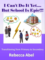 I Can't Do It Yet....But School Is Epic!!!