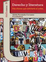 Derecho y literatura: Una alianza que subvierte el orden