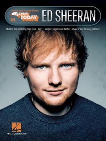 Ed Sheeran: E-Z Play® Today Volume 84