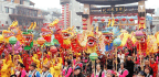 Chinese New Year Plays Out Differently For The Haves And Have-Nots