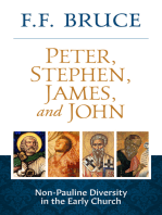 Peter, Stephen, James, And John