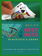 Ball D's Best Bets Blackjack & Craps