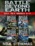 Battle Beyond Earth - Box Set (Books 6-9)
