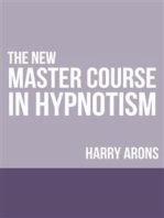 The New Master Course In Hypnotism