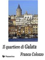 Il quartiere di Galata