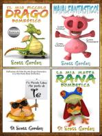 Quattro Fantastiche Storie della Buonanotte per Bambini di 3-5 anni