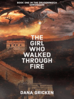 The Girl Who Walked Through Fire