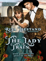 The Lady Train (Brides of the West Book 16)
