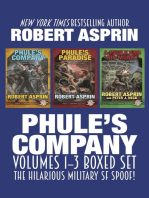 Phule's Company Volumes 1–3 Boxed Set