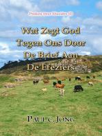 Preken over Efeziërs (I) - Wat Zegt God Tegen Ons Door De Brief Aan de Efeziërs