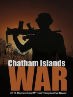 Chatham Islands War