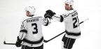 Blackhawks Come Out Flat Against Kings, Lose 3-1