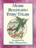 MORE ROMANIAN FAIRY TALES - 18 More Children's stories from the land of Dracula