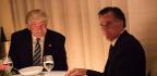 Trump Endorses Romney For U.S. Senate, But Does It Signal Détente?