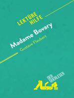 Madame Bovary von Gustave Flaubert (Lektürehilfe)