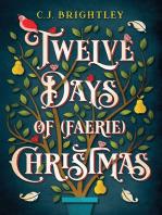 Twelve Days of (Faerie) Christmas
