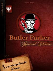 Butler Parker Special Edition 1 – Kriminalroman: Butler Parker